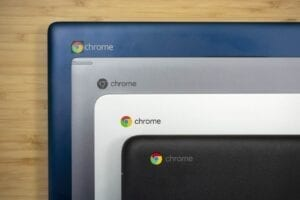 Screenshot maken Chromebook