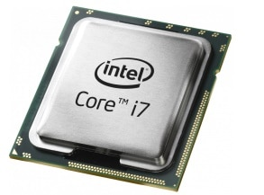 Intel i7 processor voor laptops